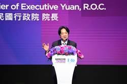 《科技》半導體展開展,賴清德:打造台灣成最佳產業基地