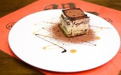 五號烘焙坊豆腐提拉米蘇 歐風與古早味的神奇結合