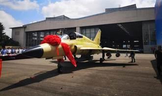 大陸製FTC-2000G「神鷹」出廠 爭取廉價戰機市場