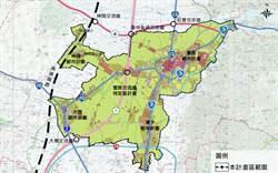 豐原、潭子、神岡及大雅都市計畫整併案 已報請內政部審議
