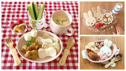 這哪捨得吃!日本媽媽為女兒特製敲可愛「兒童餐」每一口都是滿滿的愛
