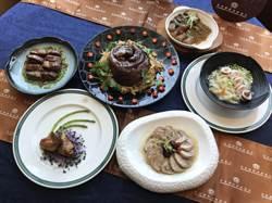 長榮桂冠推「台菜美食節」小卷米粉香Q脆