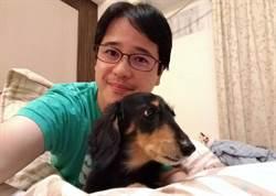新北》養狗近10年 蘇泓欽選舉跑攤再累也要抱愛犬
