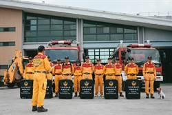日本強震死傷慘重  消防署特種搜救隊整備隨時加入救災