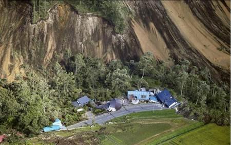 震度上修至7級 日本氣象廳:北海道史上最強震