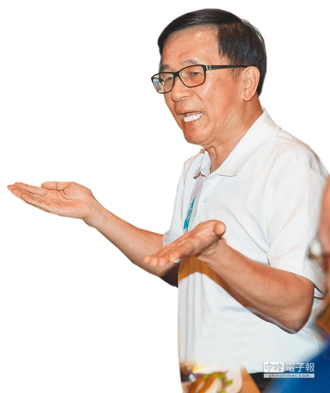 前總統陳水扁在九合一大選倒數79天,藉接受日媒專訪拋出「台獨公投」。(本報資料照片)