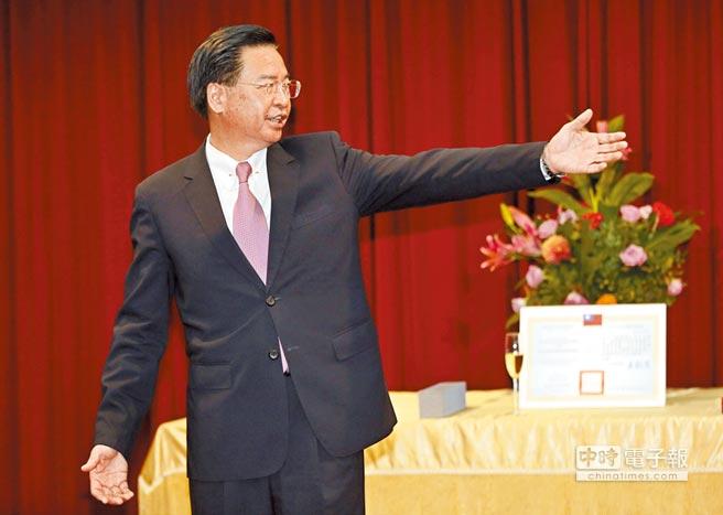 外交部長吳釗燮。(本報系資料照片)