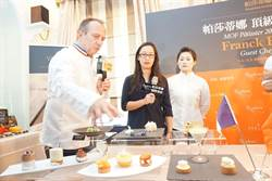 法國最佳甜點工藝師首來台 推4000元頂級甜點