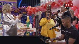 用最辛辣的話題為料理加分!黑人歌手雲集歡慶生日趴