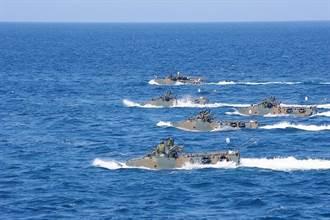 針對陸 與美南海軍演 日陸戰隊將練奪島