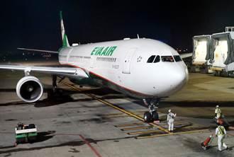 首班函館返台大型班機抵台 旅客怨:導遊比謝長挺更有用