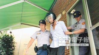 攻擊女憲兵的狂男 曾白吃白喝、到圓山飯店嗆警被訴