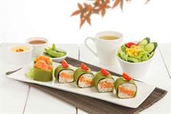 美威鮭魚新菜出爐! 輕食料理「夏威夷辣鮭波奇捲」即日上市