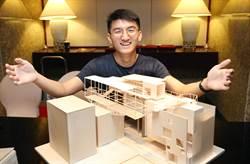 遠東建築新人獎首獎由逢甲大學建築系學生劉詠齊奪得
