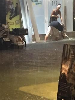洩洪級暴雨!新北升級大豪雨 北市淹水地區一覽表