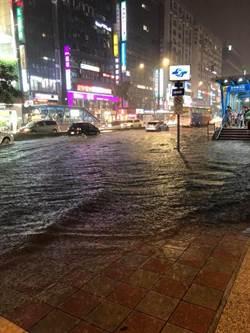 一场暴雨北北基淹水 网讚嘆:赖神是对的
