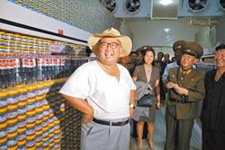 拚經濟 想當北韓鄧小平