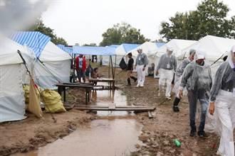 寮國水壩潰堤致災 泰國慈濟人跨國賑災