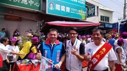 台南》泛蓝势力加速整合 高思博喊翻转台南