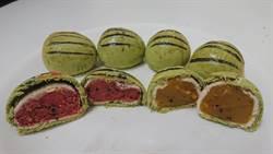 是西瓜還是月餅?可愛到連嫦娥也想吃