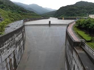 員山仔結束分洪 分掉79萬立方公尺洪水量