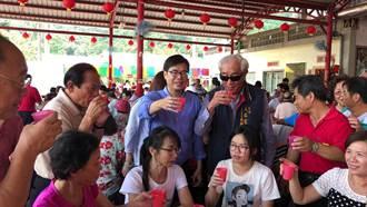 高雄》義民節活動 客家大老表態支持陳其邁