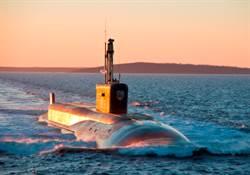 俄隱形潛艇悄悄入領海 英坦承找不到