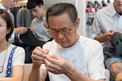 蔡振南唱〈針線情〉學裁縫 自稱天才卻卡關