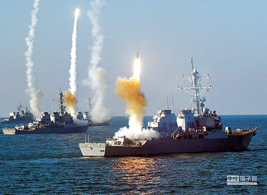 海軍明年有4個新增造艦計畫,預算總額達1100億元,是近年少見大手筆。(摘自美國海軍網站)