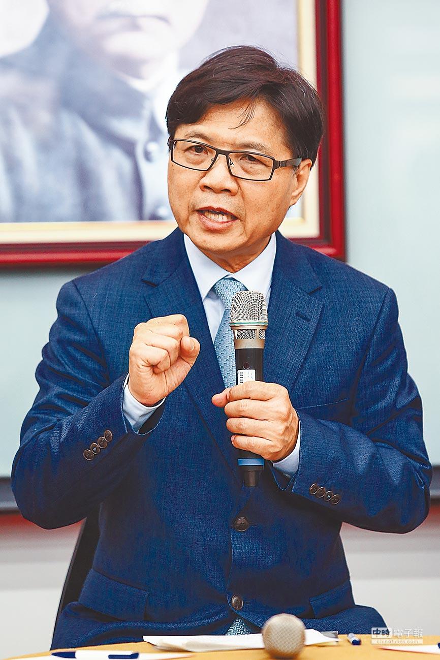 教育部長葉俊榮。(本報資料照片)
