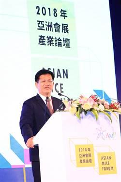 亞洲會展產業論壇在台中 23國會展專家「體驗著迷」