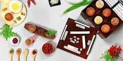 「軒月雀喜」木盒藏國粹 邊吃邊玩夠有趣