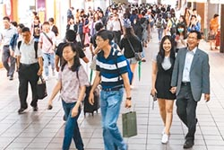 薪資連8月增逾2% 民眾無感