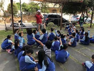 中市空品淨化區寓教於樂 草木環境當活教材