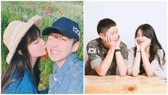 單身狗不要看!10個韓國情侶合照方法 每張照片都甜到長螞蟻了啦!