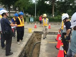 台中市管挖施工安全認證 明年上路