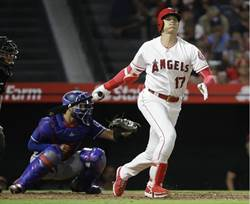 MLB》沒安打還被三振 大谷翔平敲安紀錄中斷