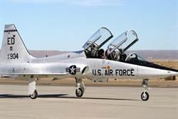 美空軍T-38教練機又墜毀 30天以來第2起