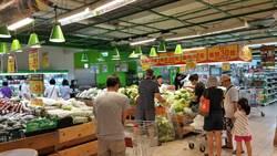 量販中秋檔期開打 因應颱風進口備貨多3至5成