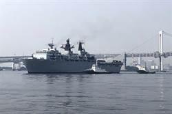 制衡中國 英將宣佈常態巡航南海 派艦駐新加坡