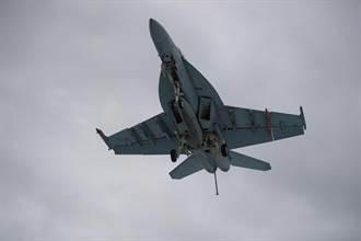 影》18年來第一人  他如何駕F18擊落敘蘇-22戰機
