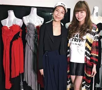 獨特跨界融合 手工藝術女力時尚