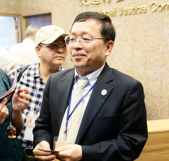 前促轉會副主委張天欽。 (圖/本報系資料照片)