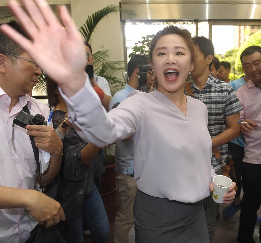 無黨籍新北市議員李婉鈺。(資料照,季志翔攝)