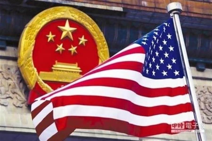 现在川普把矛头指向中国大陆,从歷史上来看不令人意外。(美联社资料照片)