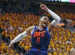 NBA》韋斯布魯克膝蓋緊急動刀 開幕戰存疑?