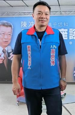 台南》高思博稱民調差3.9% 黃偉哲:安慰式民調