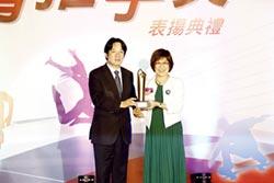 土銀挺運動 屢獲體育推手獎