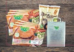 家樂福推洽富氣冷雞中秋烤肉7件組