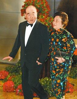 郝柏村夫人病逝 享壽97歲